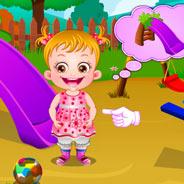 Игра Малышка Хейзел: Время Стирки - картинка
