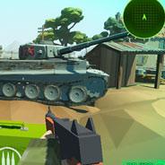 Игра Немцы Атакую: Воксельный Фронт - картинка