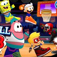 Игра Никелодеон: Звезды Баскетбола - картинка