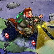 Игра Охотниками за Привидениями - картинка