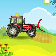Игра Приключения на Тракторе 2 - картинка