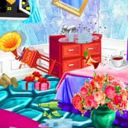 Игра Принцессы Диснея: Уборка Дома