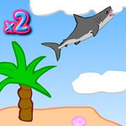 Игра Прыжки Акулы - картинка