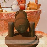 Игра Пушки: Стрельба по Тотемам - картинка