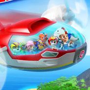 Игра Щенячий Патруль: Летающие Спасатели - картинка
