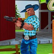 Игра Шутер: Злой Фермер - картинка