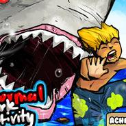 Игра Спасение от Акулы - картинка