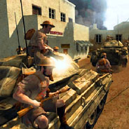 Игра Стрелялка: Война с Немцами 1941-1945 - картинка
