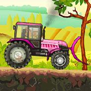 Игра Трактор с Ковшом - картинка