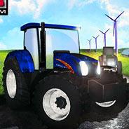 Игра Тракторист на Ферме - картинка
