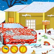 Игра Уборка Снега - картинка