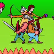 Игра Викинги Против Монстров