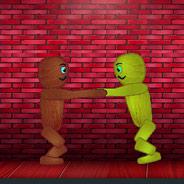 Игра Греко-Римская борьба Марионеток