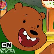 Игра Вся Правда о Медведях: Шоколадный Художник - картинка