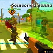 Игра Игрушечные Солдатики