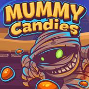 Игра Копатель: Добывать Конфеты для Мумии - картинка
