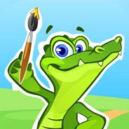 Игра Крокодил Онлайн: Рисуй и Угадывай