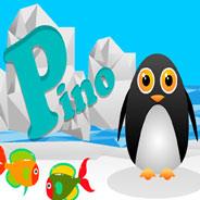 Игра Накорми Пингвина Пино