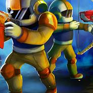 Игра Нерф: Побег Большие Бластеры - картинка