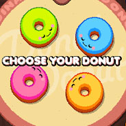 Игра Пончик Против Пончика