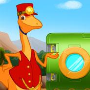 Игра Раскопки и Поиск с Динозаврами