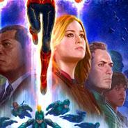 Игра Тест: Кто Ты из Капитан Марвел