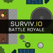 Игра Surviv.io - картинка
