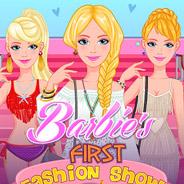 Игра Барби: Показ Мод - картинка
