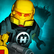 Игра Лего: Фабрика Героев - картинка