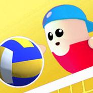 Игра Волейбол с Бобами
