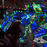 Игра Динороботы: Цератозавр - картинка