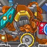 Игра Кинг-Конг Робот Динозавр - картинка