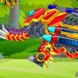 Игра Механический Робот Слон - картинка