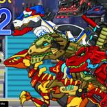 Игра Прыгающий Робот Динозавр - картинка