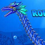Игра Робот Динозавр: Танистрофей - картинка