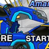 Игра Собери Робота Динозавра: Амаргазавр - картинка