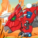 Игра Военный Робот Трицератопс - картинка