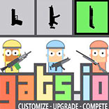 Игра Гатс ио | Gats Io