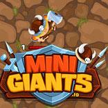 Игра MiniGiants io | Мини Гиганты ио