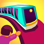 Игра Train Taxi