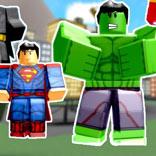 Игра Роблокс Супергерои - картинка