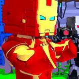 Игра Роблокс Железный Человек