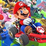 Игра Mario Kart Tour