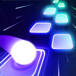 Игра Tiles Hop EDM Rush