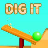 Игра Dig it
