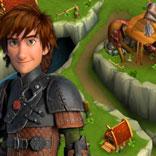 Игра Dragons Rise of Berk