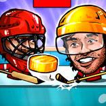 Игра Кукольный Хоккей на Двоих