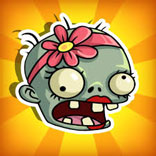 Игра Merge Flowers vs Zombies