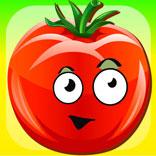 Игра Смешные Овощи