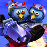 Игра Angry Birds Transformers